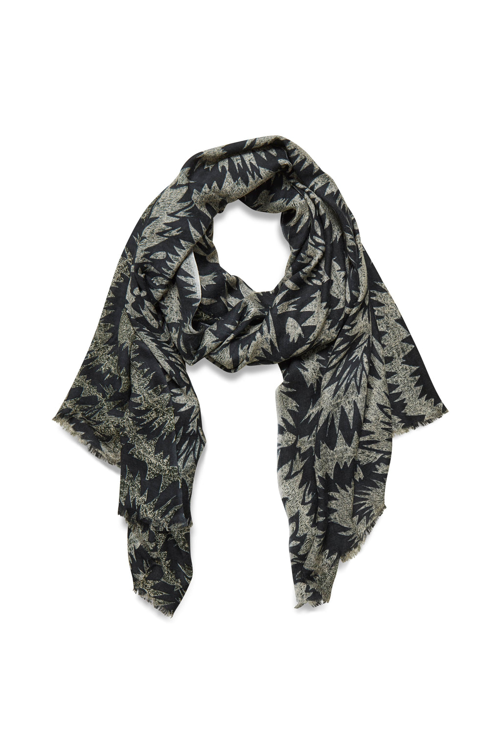 Part Two Tyson Scarf - Black
