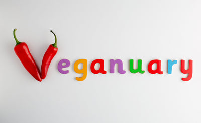 Get Ready for Veganuary!