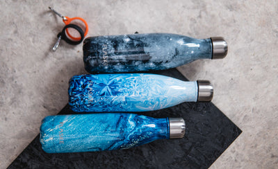 Welcome FLASKE's Insulated Water Bottle Winter Collection