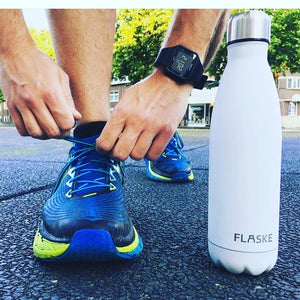 Stay Hydrated: Refill A Reusable Water Bottle