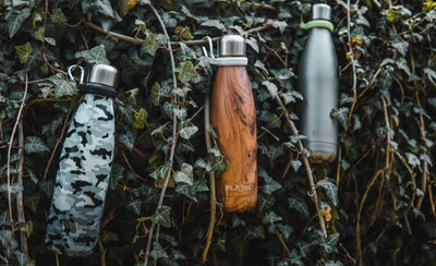 10 Coolest FLASKE Reusable Water Bottles to Buy Online