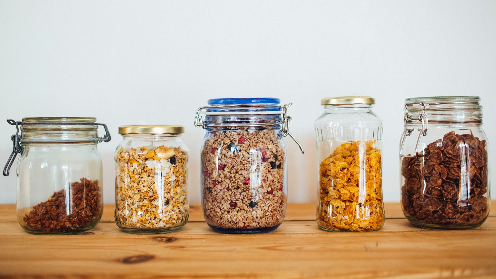 Food Storage Containers: 5 Plastic-Free Alternatives