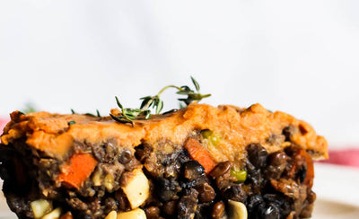 Try This Winter Vegan Recipe: Sweet Potato Vegan Shepherd's Pie