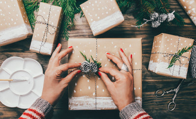 6 Eco-friendly Tips for Wrapping Christmas Presents