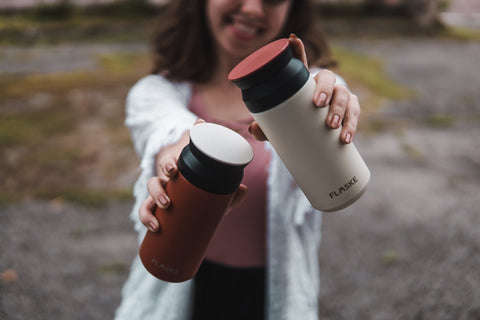 Personalised Reusable Travel Coffee Mugs for Employees