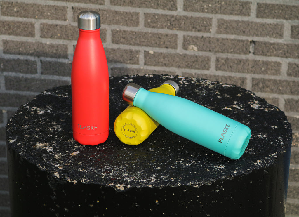 FLASKE Reusable Water Bottle