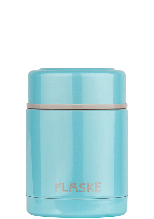 Food Pots Azure 400ml - Flaske Bottle