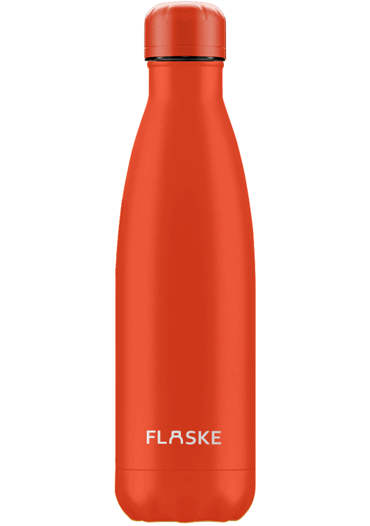 FLASKE Drinkfles - Sunrise Match
