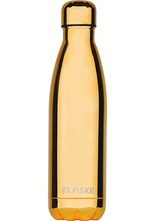Gold 500ML - FLASKE Bottle