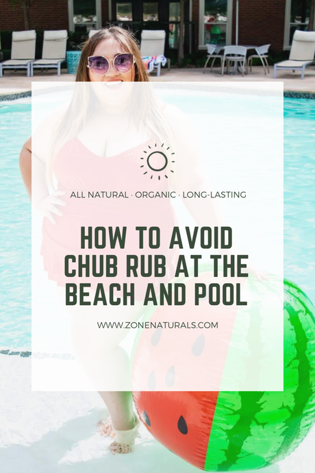 How to Prevent Chub Rub and Chafing at the Beach