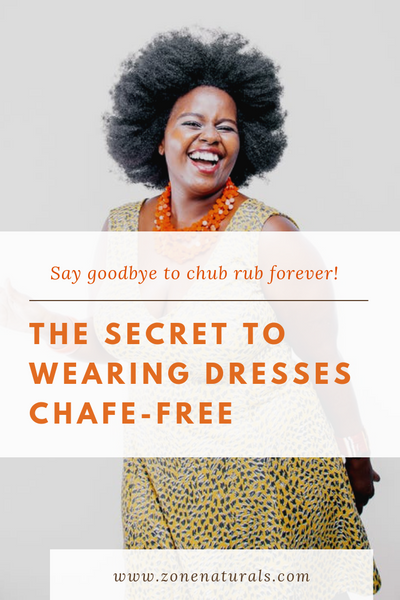 How to Wear Dresses without Chub Rub