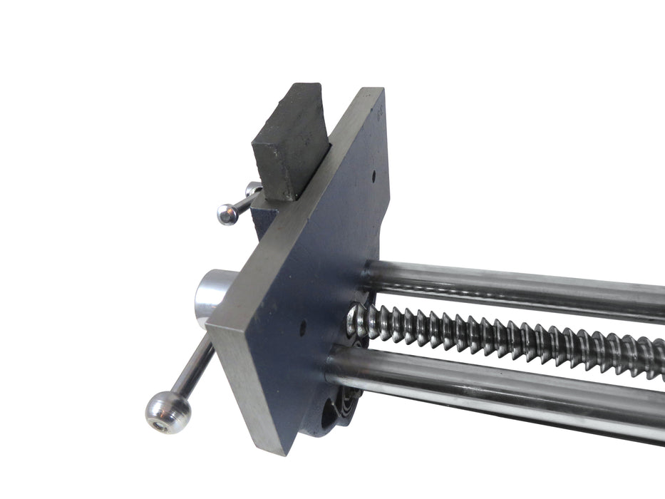"7"" Quick-Release Woodworking Vise"
