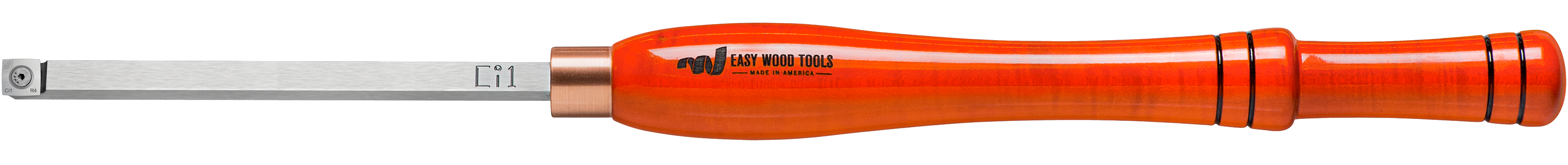 Easy Wood Tools Starter Set Full-Size: Rougher, Finisher; Mid-Size Micro Detailer