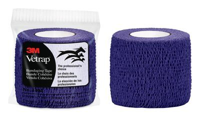 "3M® VetRap® Self Adherent High-Friction Tape 2"" x 5 yd"