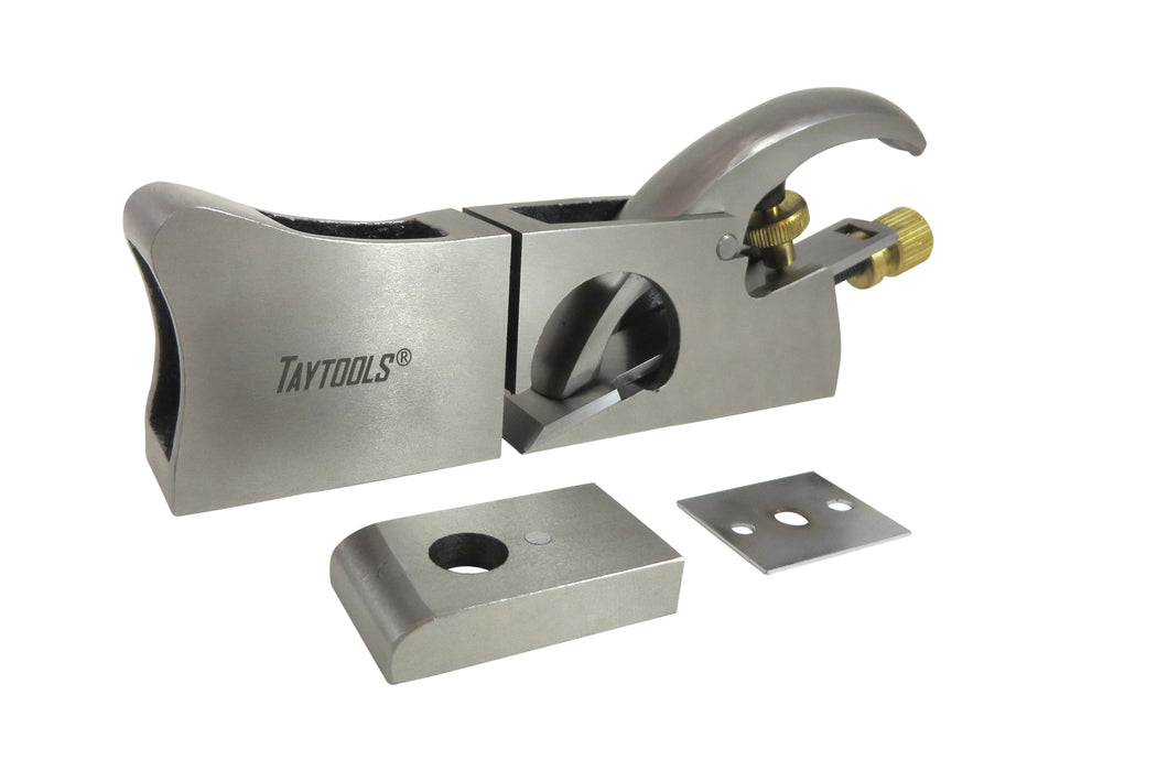 "1"" Wide 3-in-1 Shoulder Plane Ductile Iron"