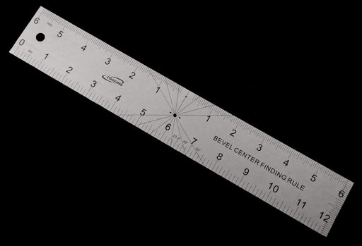 iGaging 4R Bevel Center Finding Rulers