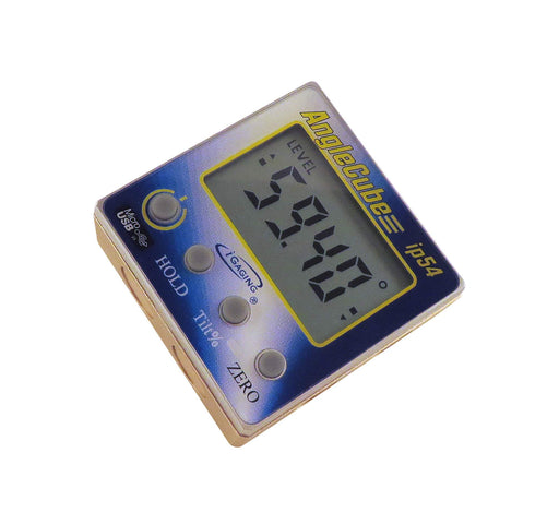 iGaging Angle Cube Digital Level Inclinometer (Gen. 3)