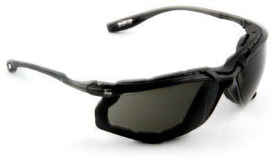 3M™ Virtua™ CCS Protective Eyewear Safety Glasses with Foam Gasket, Gray Anti-Fog Lens