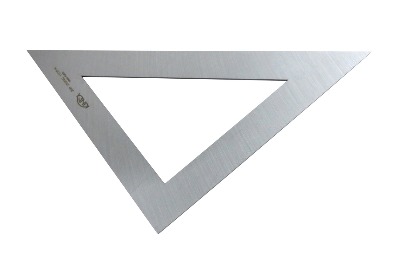 "Kinex 9-3/4"" x 9-3/4"" x 14"" Drafting Triangle"