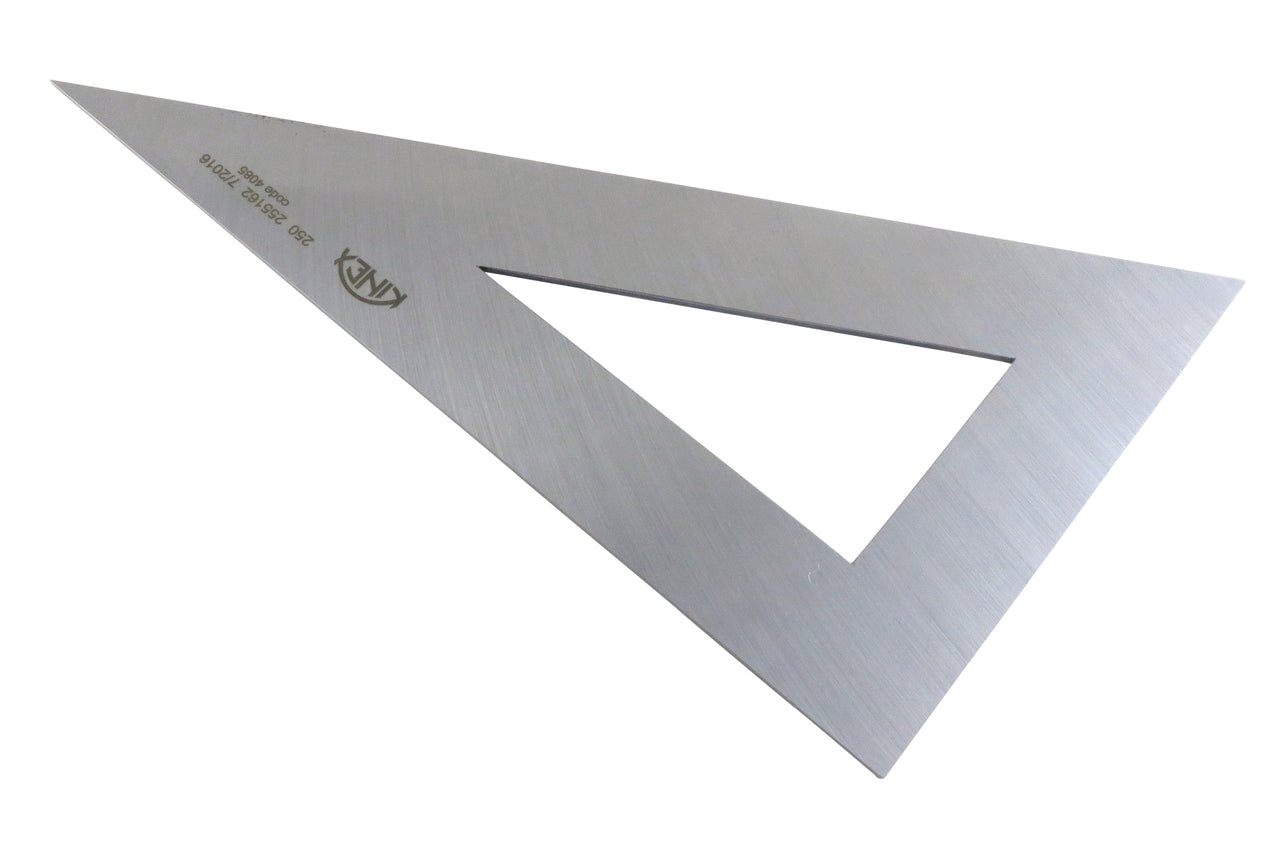 "Kinex 9-3/4"" x 5-5/8"" x 11-3/8"" Drafting Triangle"