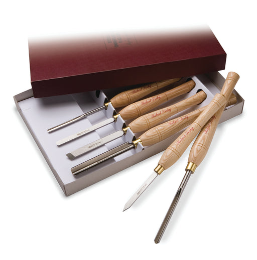 Robert Sorby 6 Piece Turning Tool Set (67HS)