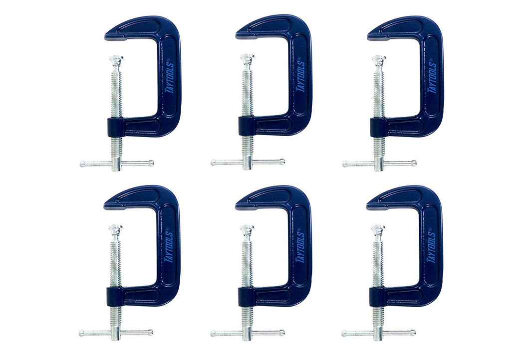 Malleable Steel C Clamps