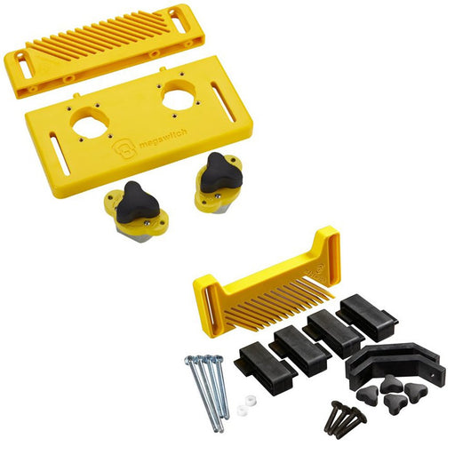 Magswitch Starter Kit with Vertical Featherboard Attachment