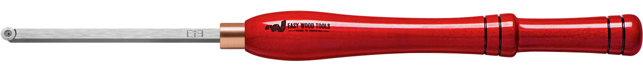 Easy Wood Tools Starter Set Mid-Size: Rougher, Finisher, Micro Detailer