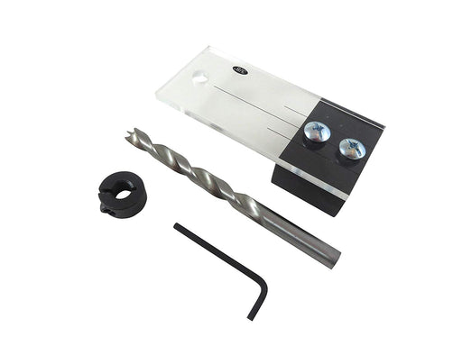 "3/8"" Dual Hole Doweling Jig Kit"
