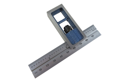 "PEC Blem 4"" (100mm) English/Metric Double Squares"