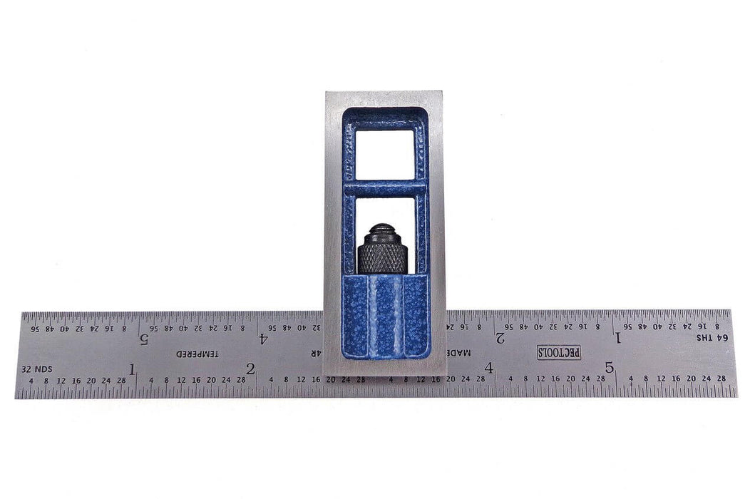 "PEC Tools 6"" 4R Double Square"