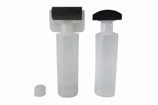 2 Piece Set with Glue Roller Bottle Applicator and Biscuit Slot Applicator