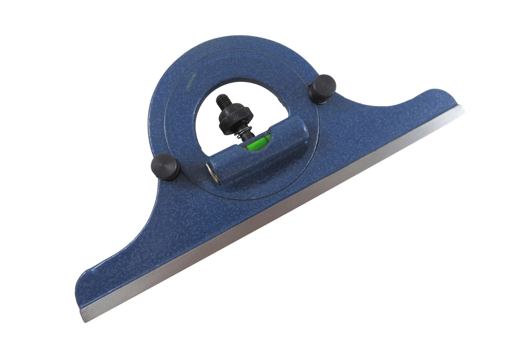 PEC Tools Protractor Combination Square Head