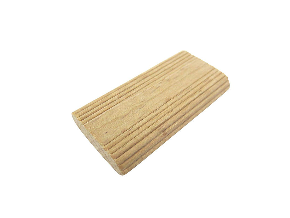 250 Pack 6mm x 40mm x 20mm Beechwood Loose Tenons for Festool Domino