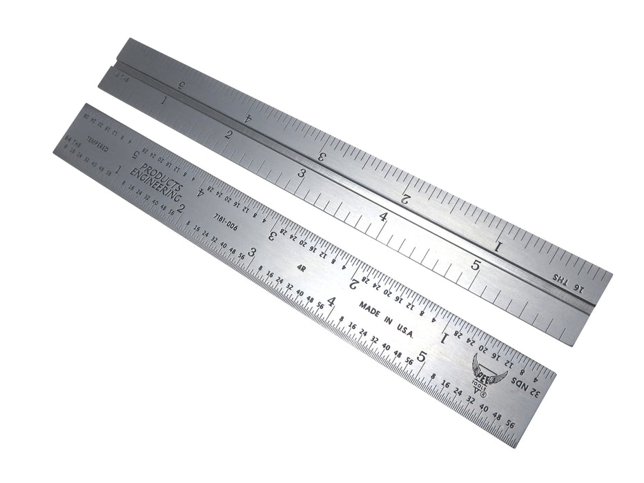 PEC Tools 4R Double / Combination Square Replacement Blades