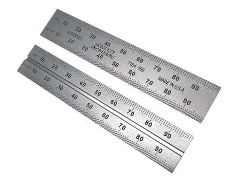 PEC Tools Blem Metric Double / Combination Square Blades