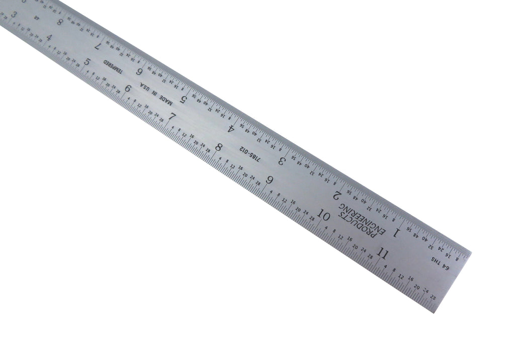 "PEC Blem 12"" 2 Piece 16R Combination Square"