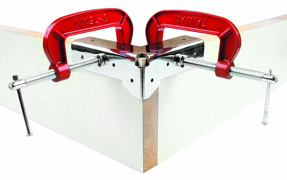 Set of 4 Clamping Assembly 3D Squares