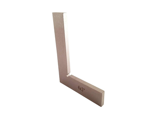"Machinist Engineer Solid Square 4"" x 3"" x 0.22"" DIN 875/0"