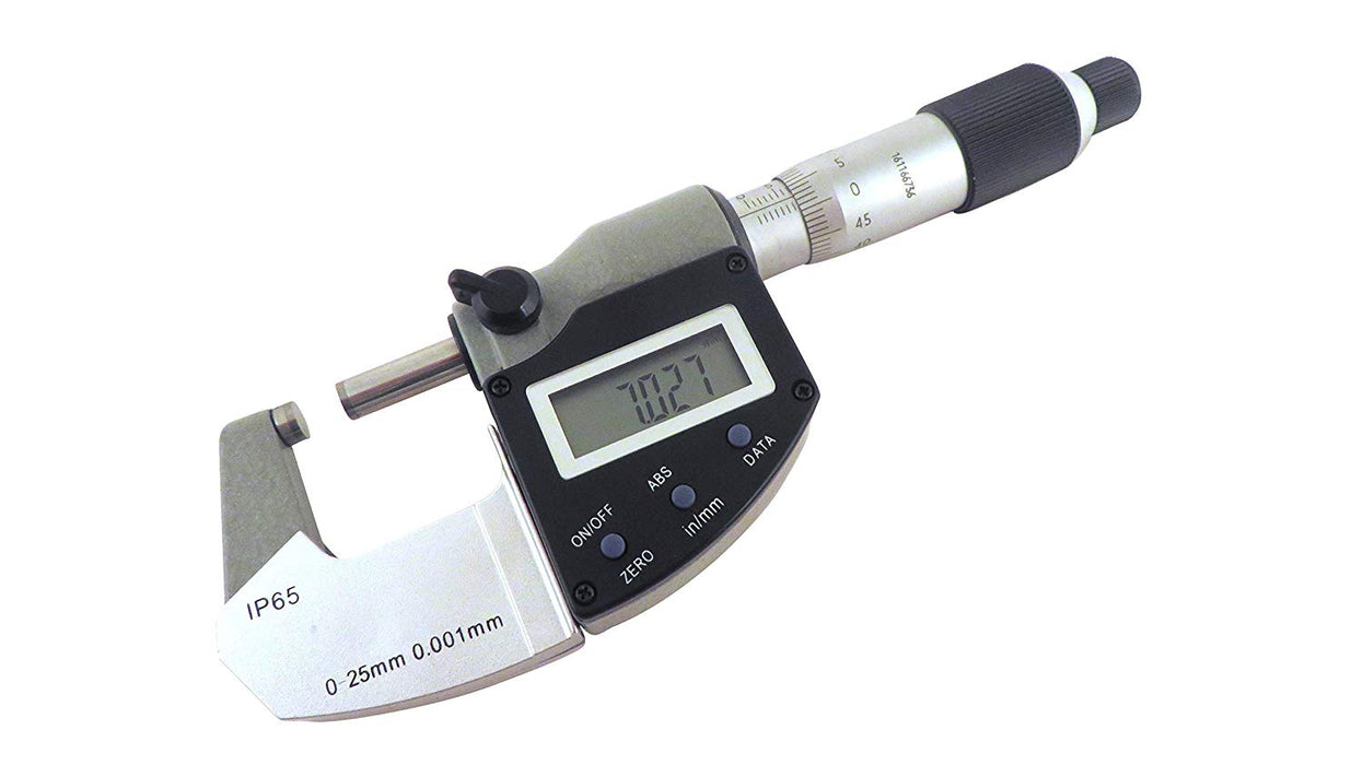 Absolute Digital Micrometer
