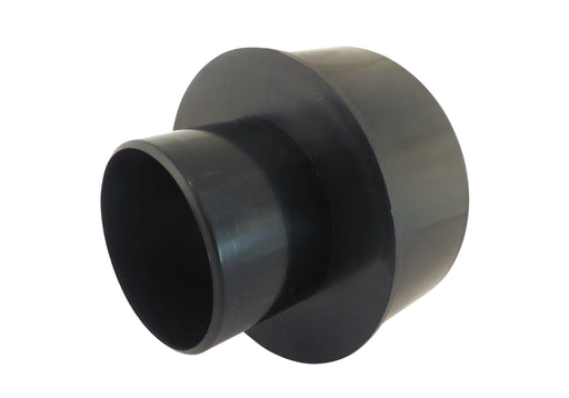 "6"" to 4"" OD Duct Reducer ABS Plastic"