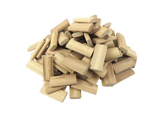 120 Pack 8mm x 50mm x 22mm Beechwood Loose Tenons for Festool Domino