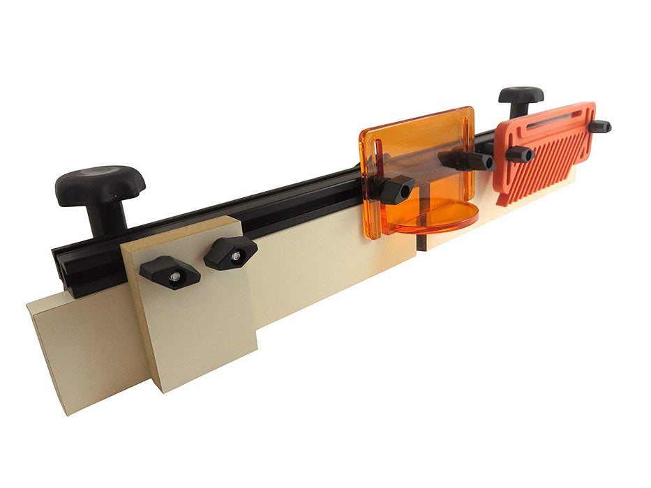"Deluxe 24"" Long Router Table Fence"
