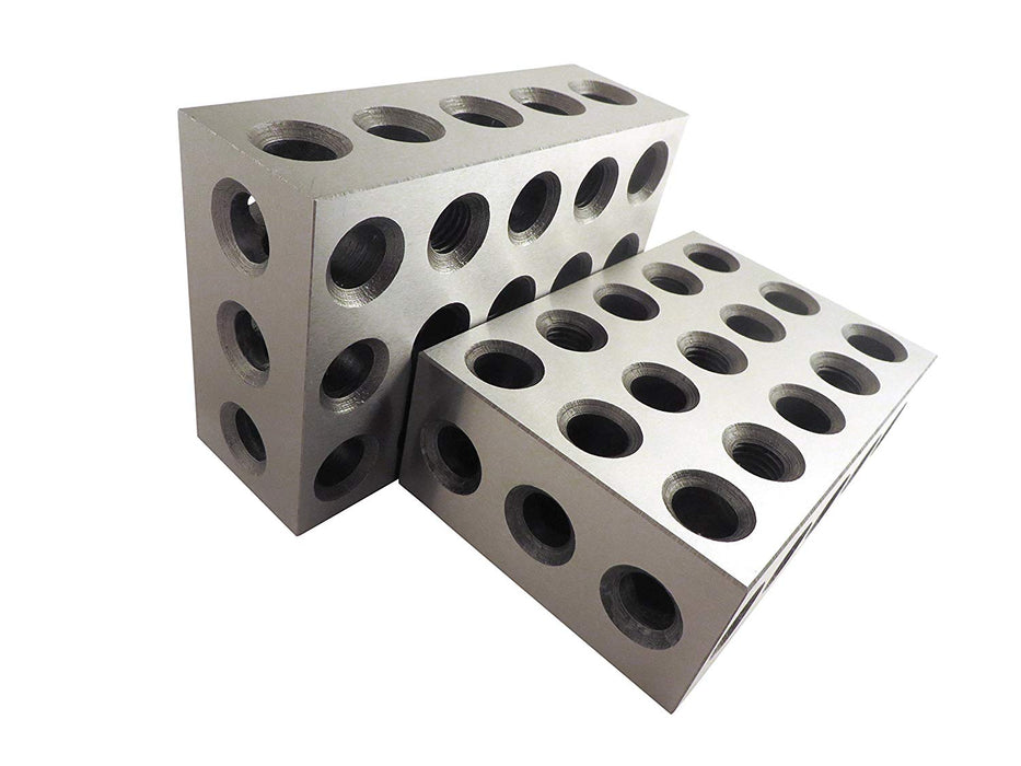 2-4-6 Blocks Matched Pair (2) 23 Holes