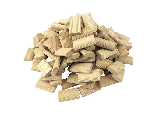 150 Pack 8mm x 40mm x 22mm Beechwood Loose Tenons for Festool Domino DF 500 and DF 700