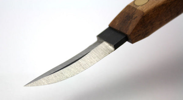 Narex Curved Bent Dual Bevel Carving Knife (822540)