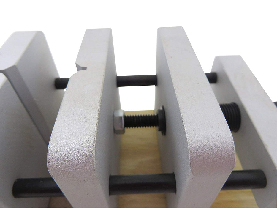 Deluxe Pen Blank Centering Drill Press Vise