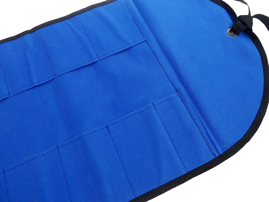 Polyester Canvas 14 Pocket Chisel Carving Tool Roll