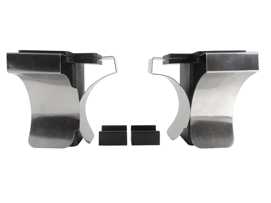 "Pair (2) Spring Jointer Case Clamps Range 0-7/8"" Thick, Stainless Steel Springs"
