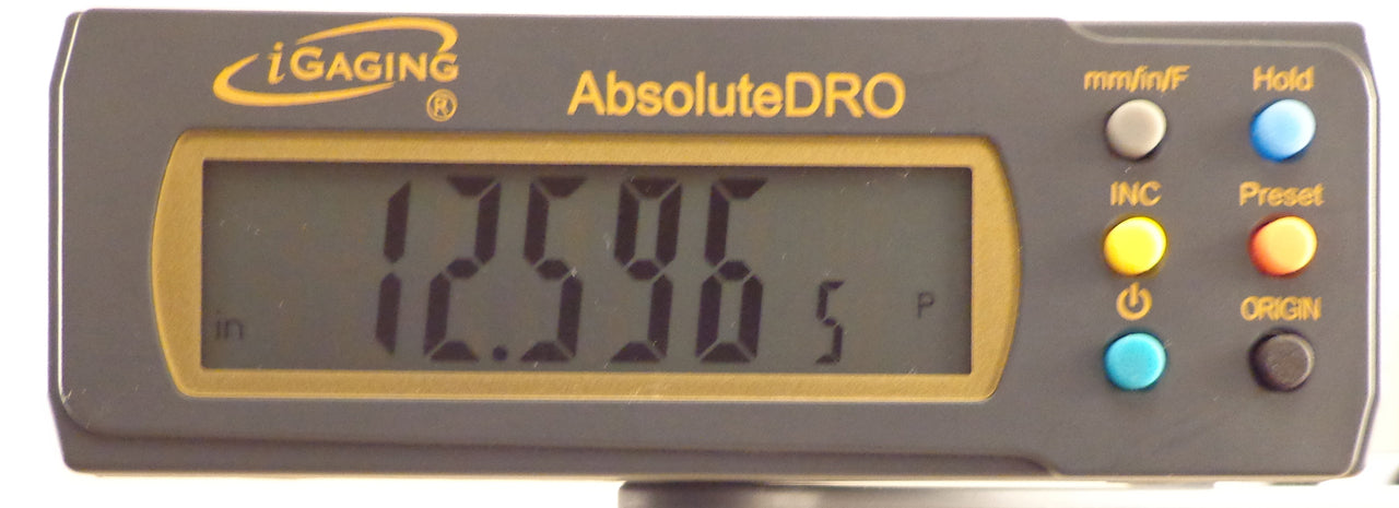 iGaging Absolute DRO+ Digital Readouts